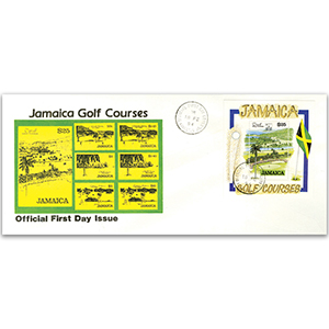 1994 Jamaica Golf Courses - Johnnie Walker Championship
