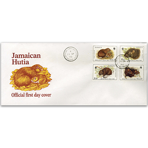 1996 Jamaican Hutia