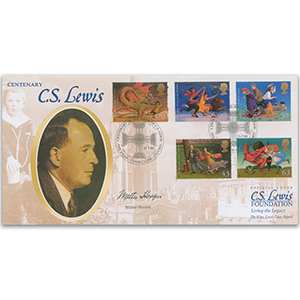 1998 Magical Worlds - CS Lewis Foundation Cover