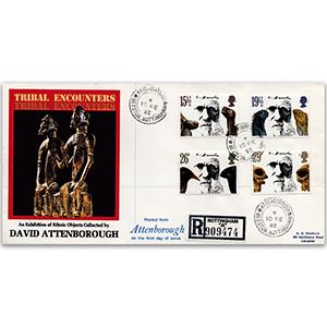 1982 Charles Darwin Exhibition - Beeston CDS