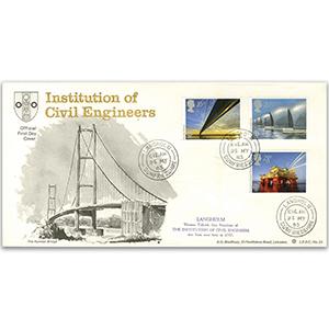 1983 Europa: Engineering Achievments LFDC - Langholm, Dumfriesshire
