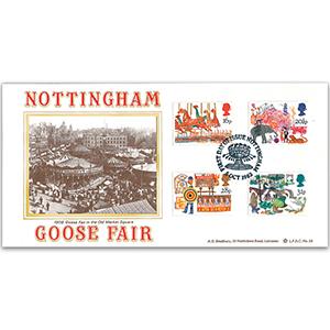 1983 British Fairs LFDC - Nottingham Goose Fair