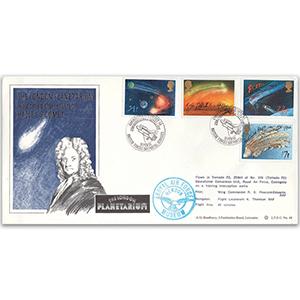 1986 Halley's Comet LFDC - RAF Flown - BFPS2109