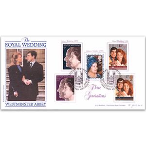 1986 Royal Wedding H.R.H Prince Andrew & Sarah Ferguson