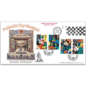 1989 Games & Toys. Bradford 'Chess Board'
