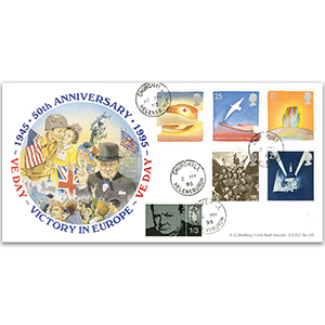 1995 Europa: Peace & Freedom LFDC - Churchill, Helensburgh CDS