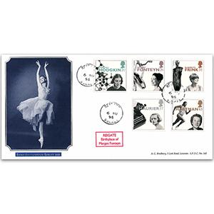 1996 Famous Women LFDC - Reigate CDS