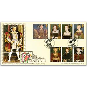 1997 Henry VIII 450th LFDC - Greenwich, London