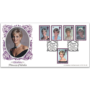 1998 Princess Diana 'In Memoriam' LFDC - Great Brington, Northampton