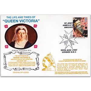 1987 LTQV - Centenary of the Queen's Golden Jubilee