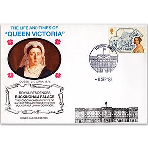 1987 LTQV - Royal Residences: Buckingham Palace