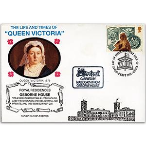 1987 LTQV - Royal Residences: Osborne House