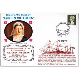 1988 LTQV - P.S Great Western's Maiden Voyage 150th