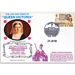 1988 LTQV - 150th Anniversary of the Queen's Coronation