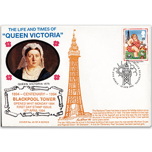 1994 LTQV - Centenary of Opening of Blackpool Tower