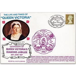 1997 LTQV - Centenary of the Queen's Diamond Jubilee