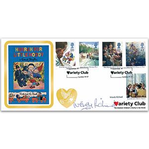 1997 Variety Club - Signed Wendy Richard