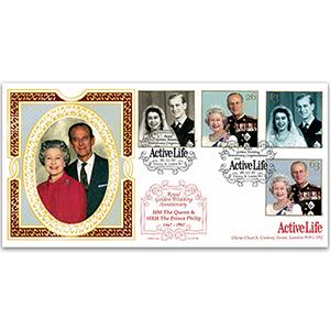 1997 Royal Golden Wedding - Active Life Official