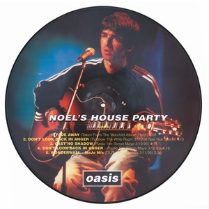 Oasis 'Noels House Party' Picture Disc Vinyl