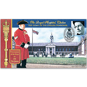2002 Golden Jubilee - Royal Hospital Chelsea, 'Home of the Chelsea Pensioner' Cover