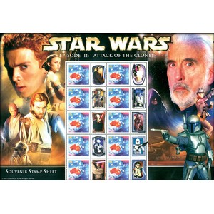 Star Wars 'Attack of the Clones'