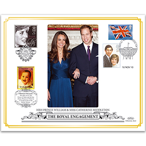 2010 Prince William & Kate Engagement Large Special