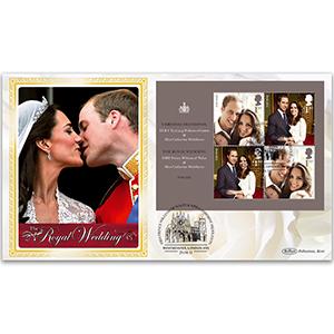 2011 The Royal Wedding - The Kiss