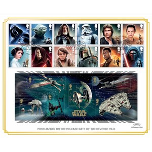 2015 Space Adventure Release Date Stamps & Miniature Sheet