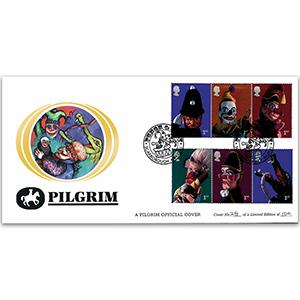 2001 Punch & Judy Pilgrim Cover - Scarborough