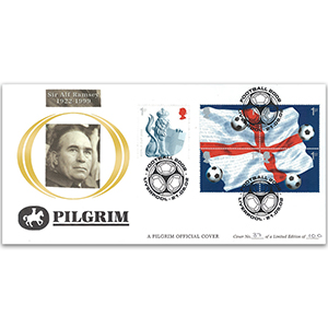2002 Football World Cup Pilgrim Cover - Liverpool
