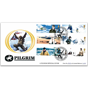 2003 Extreme Endeavours Pilgrim Cover