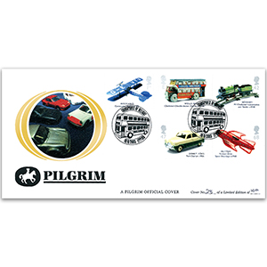 2003 Transports of Delight Pilgrim Cover - Epping
