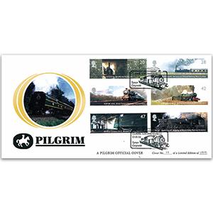 2004 Classic Locomotives Pilgrim Cover - Tywyn