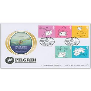 2004 Occasions Pilgrim Cover - Happisburgh