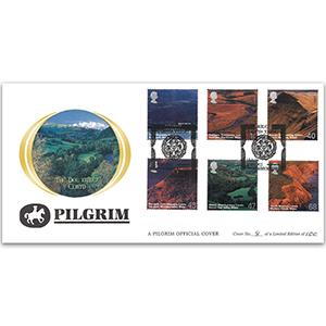 2004 British Journey: Wales Pilgrim Cover