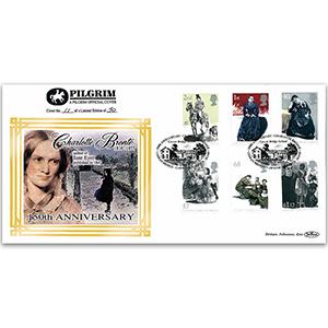2005 Jane Eyre Pilgrim Cover - Carnforth