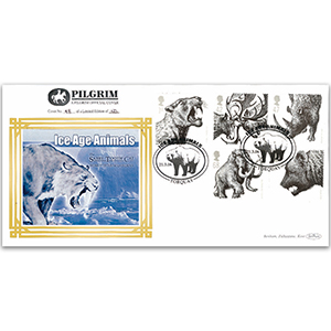 2006 Ice Age Animals Pilgrim Cover - Torquay
