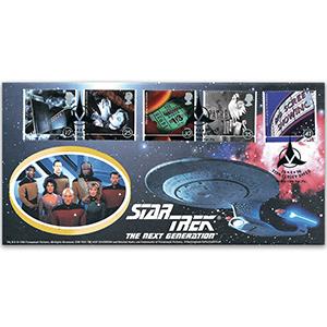 1996 Cinema Centenary - Star Trek Next Generation
