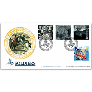 1999 Soldiers' Tale Pilgrim Cover - Bannockburn