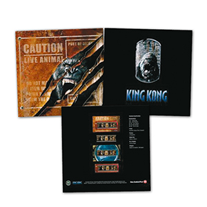 2005 New Zealand - King Kong 'The Ultimate Collection'