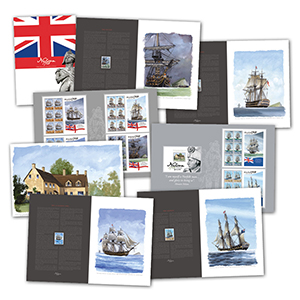2008 Gibraltar - 250th Anniversary of the Birth of Nelson Presentation Pack