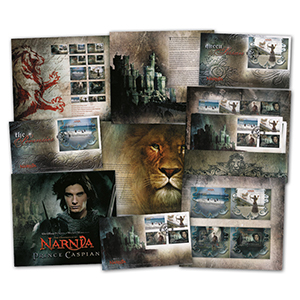 New Zealand Prince Caspian Presentation Pack