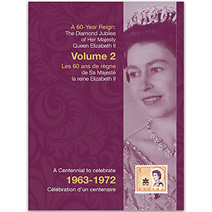 Canada Diamond Jubilee Keepsake Folder No. 2