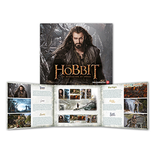 New Zealand 'The Hobbit - The Desolation of Smaug' Presentation Pack