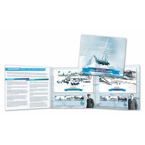 Ross Imp.Trans-Antarctic Expedition Pres Pack 2015