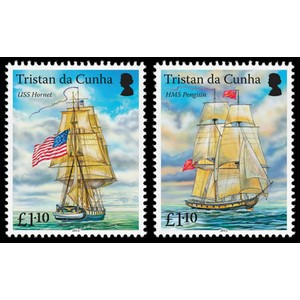 Tristan USS Hornet & HMS Penguin 2v