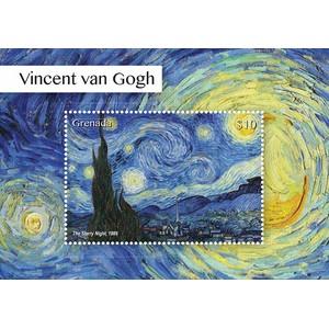 Grenada Van Gogh 1v M/S