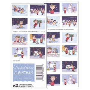 Charlie Brown Christmas Booklet 2015 - USA
