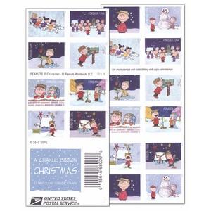 Charlie Brown Christmas Booklet 2015 - USA