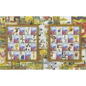Looney Tunes Sheetlet Pack 2015 - Australia